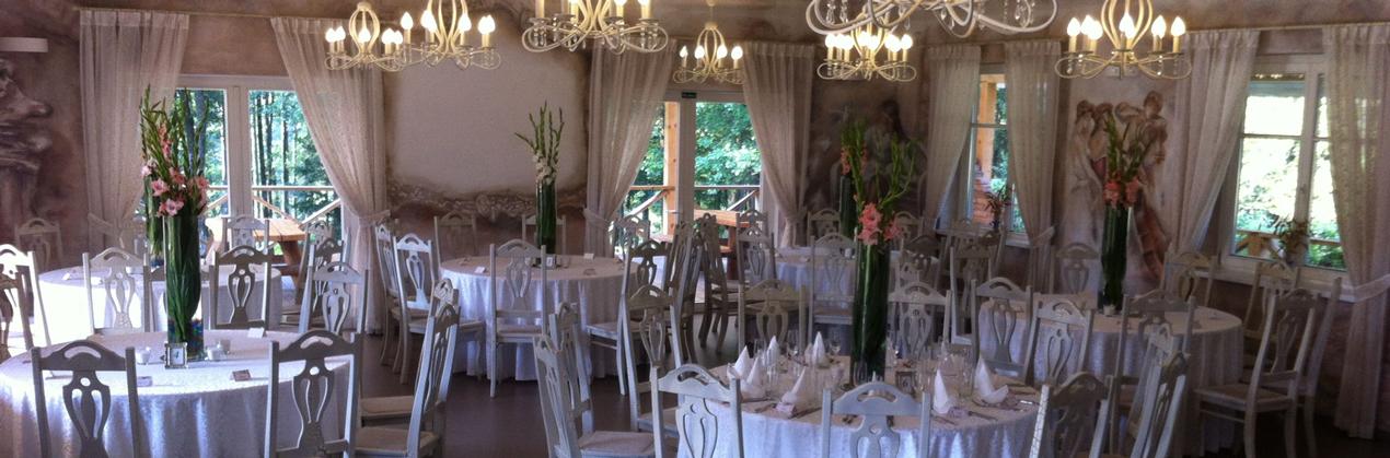 stalai vestuvems